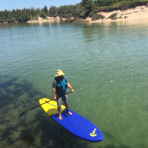 East Coast Paddle Adventures at Basin Head Provincial Park